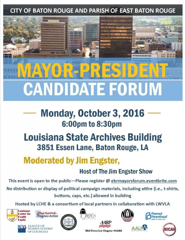 BR Mayoral Forum Flyer Final w Logos Small