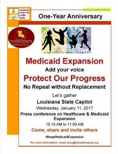 PRess Conference Medicaid Anniversary2