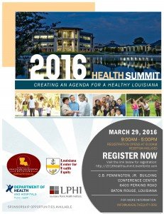 2016 Health Summit
