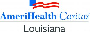 Logo AmeriHealth Caritas Louisiana color